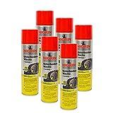 NIGRIN 6X 74063 Performance Unterboden-Wachs, farblos 500 ml