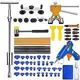 MENQANG Dellen Reparaturset, Dellen Reparatur Ausbeulwerkzeug Dient zum Reparieren von Dellen auf der Oberfläche von Autos, Türen und Kühlschränken.